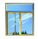 Anodized Aluminium Window for Buildings with ISO9001 Certificate Aluminium Window