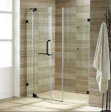 New View Frameless Shower Door for Shower Room