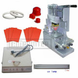 Manual Full Set Pen Logo Curve Printing Pad Printer (TM-Xy150)
