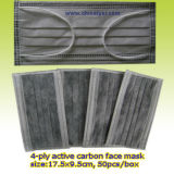 Ly Active Carbon Face Mask (LY-FMAC)