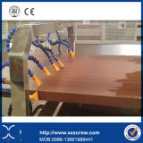 Two Extruder WPC Production Line