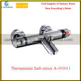 Brass Sanitary Ware Thermostatic Bathtub Bathroom Water Faucet Mixer