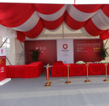Outdoor Exhibition Party Event Tent, Lining and Curtain Decoration