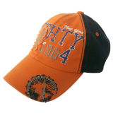 Two Tone Dad Hat with Nice Logo Gj1788