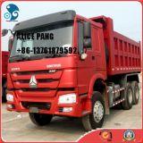 Cheaper Dump Truck Used HOWO Sinotruk Dumper Lorry (6X4, LHD)