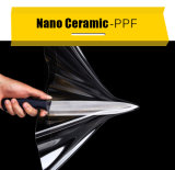 Glossy White Clear Bra Car TPU Paint Protection Film
