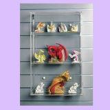 Lockable Clear Acrylic Showcase, Durable Wall Mounted Acrylic Display Box