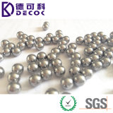 Solid Steel Ball: Stainless/Chrome Steel Ball