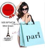 Reusable Gift PP Nonwoven Lamination Zipper Shopping Bag