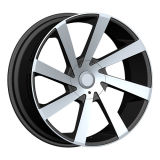 24 26 Inch Machine Face Alloy Wheels