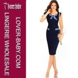 Woman Fashion Bodycon MIDI Dress Ol Business Pencil Dress (L36054)