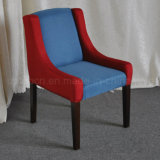 Fashion Cafe Hotel Restaurant blue and Red Chair (SP-HC488)