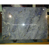 Azul Bahia Granite Slab for Flooring and Walling