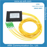 4-Channel Bidirectional Fiber-Optic CWDM Multiplexer