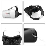 Head-Mounted 3D Vr Glasses Virtual Reality Vr Box Video Movie Game Glasses
