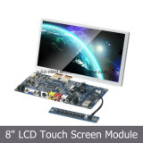 """8"""" Vehicle Navigation HDMI Display with Touch LCD Module"""