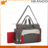 Fashionable Men Daddy Baby Nappy Organizer Diaper Bags for Boys