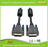 Factory Supply Single Link DVI18+1 Cable