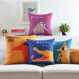 14X20 Inch Rectangle Cute Throw Pillows for Lounge and Seat