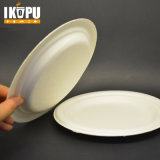 Hot Sale Biodegradable Disposable Eco-Friendly Bagasse Pulp Plate