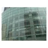 Scientific Designed Curtain Wall with Steel and Glass
