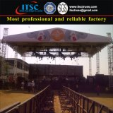 Truss & Stage Roof System for Road Show