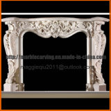 Gorgeous Marble Fireplace Mantel Mf1730