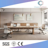 Fashion Wooden Desk Office Furniture White Meeting Table