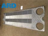 Apv Plate Heat Exchanger Plate J185 J107 N35 Food Sanitary Stainless Steel