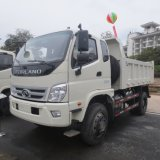 Clw Brand New 4X4 5tons Small Dump Truck for Sale