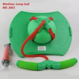 Quality Guaranteed Adult Stress Jump Ball with Handle Ms-J003