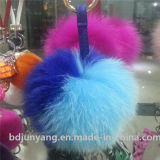 Wholesale Fox Key Chain Fur Bag Charm