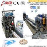 High Efficient Automatic Alcohol Cotton Swab Machine