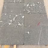 New Black Granite with Special Veins Named China Via Lattea