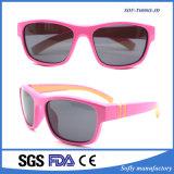 Kids Lovely TPE Eyewear Promotion UV400 Protection Sunglasses for Children