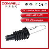 Electric Cable Accessory Plastic Anchor Clamp