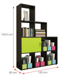 Modern Wooden Office Filing Cabinet /Storage Cabinet / Bookcase (HX-DR030)