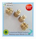CNC Machining Process of Brass Part