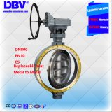 Wcb Wafer Butterfly Valve Pneumatic Actuator
