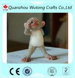 Handmade Table Decoration Lovely Animal Resin Monkey Statues