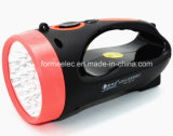 12 LED 0.5W Rechargeable LED Flashlight LED Torch
