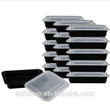 Meal Prep 1 Compartment Food Containers Disposable Picnic Lunch Box (800ml)