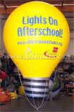 Custom Shape Inflatable Flying Helium Balooon with LED Light K7075