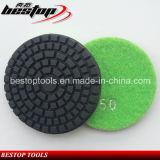 3 Inch Resin Bond Diamond Polishing Pads for Concrete and Terrazzo Floor Polishing