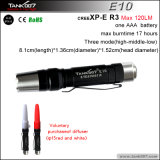 Mini LED Pen Flashlight E10