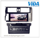 Two DIN Car DVD for Toyota Prado with GPS Navigation