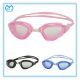 Prescription Anti Fog Adult Silisone Sports Eyewear Swimming Goggles