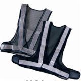 High Visibility Reflective Safety Vests with CE and ISO9001