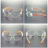 Soft Double Injected Legs Safety Eyewear Glasses (SG105)