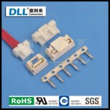 Equivalent Molex 502386 1.25mm Pitch Single Row Right Angle Tin Plating PCB Receptacle